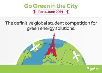 Schneider Electric lanserar Go Green in the City för fjärde året i rad