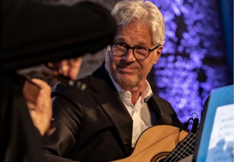 Fåtal biljetter kvar till Mats Bergströms konsert på Willboda