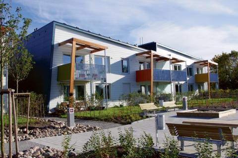 Förbos Höjdenvändan nominerat till nordiskt bostadspris