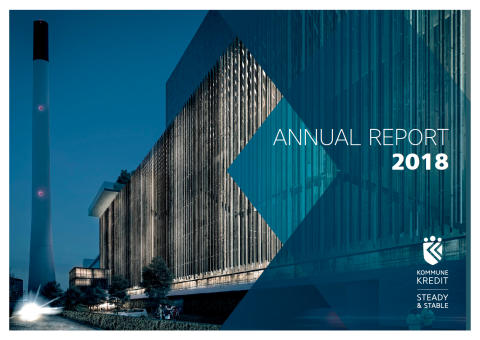 KommuneKredit announces Annual Report 2018