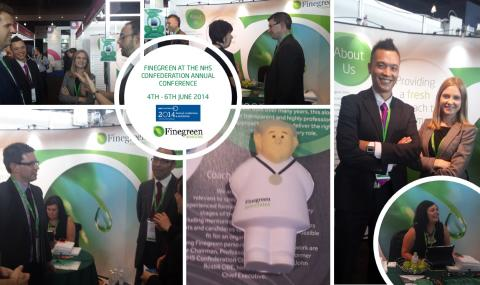 Finegreen at the NHS Confed 2014