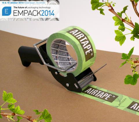 Avisera ställer ut på Empack 2014