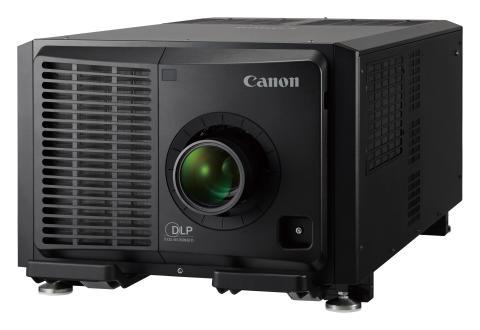 Canon kliver in på marknaden för 4k-projektion i stora lokaler med en laserprojektor och central ljusstyrka på 40 000 lumen