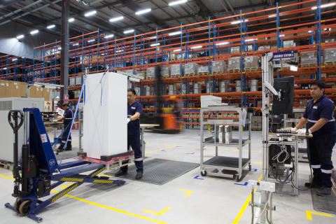 Panalpina opens new logistics manufacturing hub in Dubai South