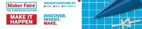 POSTEPAYCROWD ALLA MAKER FAIRE ROMA 2015 INSIEME A EPPELA CON IL SOSTEGNO DI VISA EUROPE