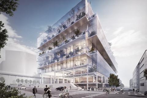 Scandic öppnar nytt hotell i centrala Göteborg - ny fastighet med mötes- och eventyta för 900 personer