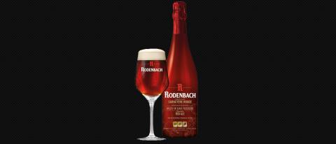 Sverige får ytterligare flaskor av hyllade Rodenbach Caractére Rouge.