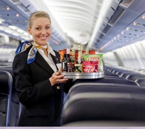 """Lavprisfly er dyrest med """"flyversjussen"""""""