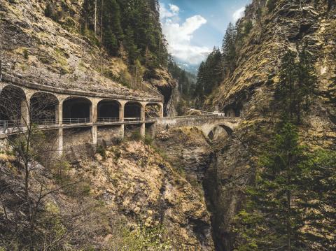 Viamala in Graubünden