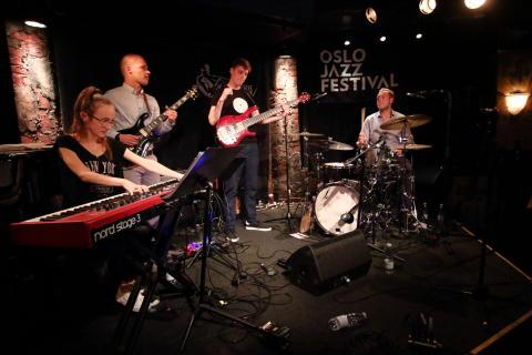 Allianss, Oslo Jazzfestival