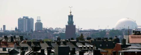 Samhällsbyggarna är nu medlem i Stockholms klimatpakt.