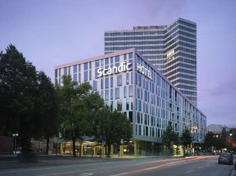 Scandic Hamburg Emporio wins the Top Hotel Opening Award 2012 in the First Class category