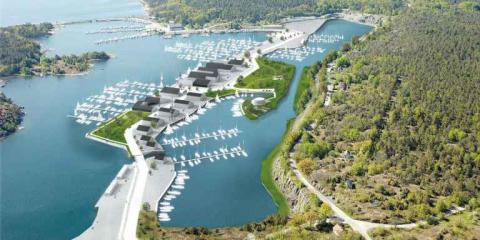 Pressinbjudan: Utvecklingen av Stärnö sjöstad