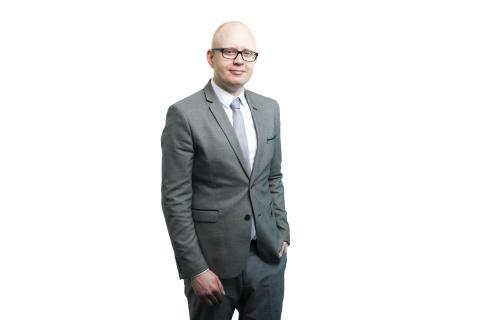 Kalle Anrell, redaktionschef för NyTeknik