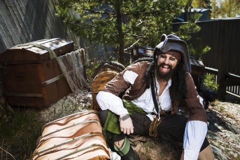 Evenemangstips: Piratfest på Kolmården