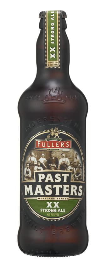 Fuller's Past Master XX Strong Ale - exklusiv lansering på Systembolaget
