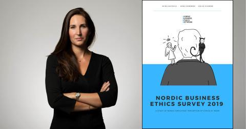 Ny studie visar att svenskarna värderar etik högre än lön på arbetsplatsen