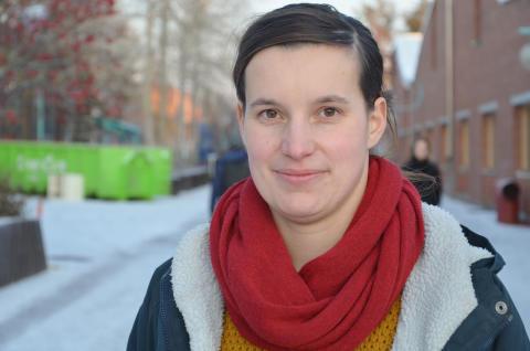 Wiebke Reim, doktorand i entreprenörskap och innovation vid Luleå tekniska universitet