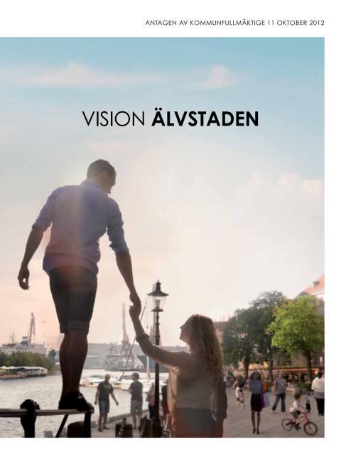 Vision Älvstaden