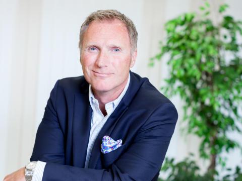 Michael Jonasson är Proton Caretecs nya marknads- och försäljningschef
