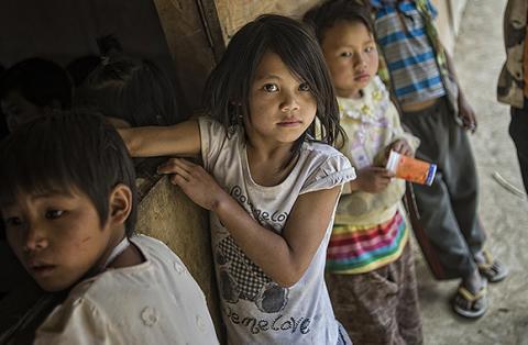 Över 200 000 människor på flykt undan kraftiga översvämningar i Burma