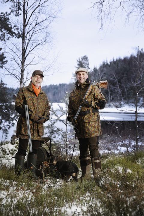 Jaktia förvärvar jaktkonfektionsvarumärket Woodline.