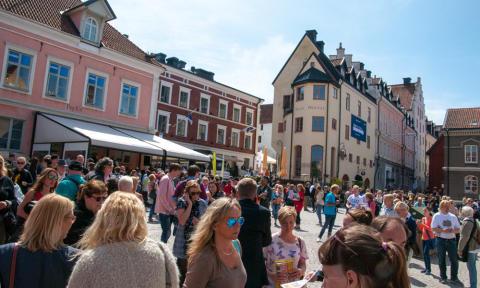 Bostäder & integration årets teman för Växjö i Almedalen