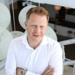 FutureComms15: 5 Minutes With Jonathan Bean