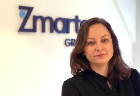 Agnes Palinski blir Head of PR & Communications på Zmarta Group