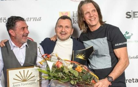 Nu är Årets företagare 2018 i Haninge utsedda