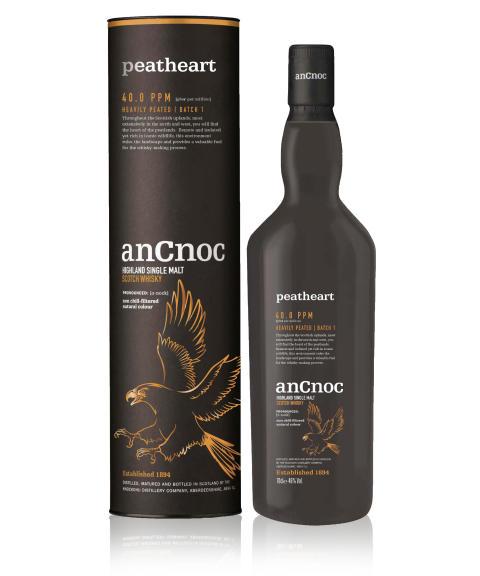 anCnoc peatheart batch 1 lanseras den 8:e december på Systembolaget! (Nytt datum)
