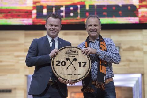 Tømmerhugger-VM tilbake til Lillehammer