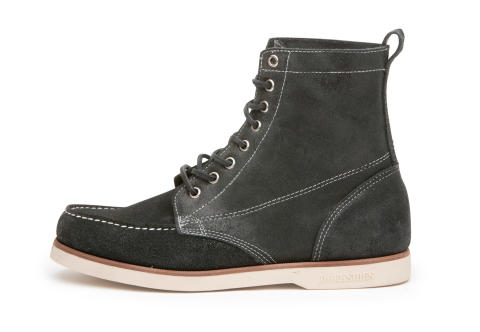 Sebago Fairhaven Boot Black
