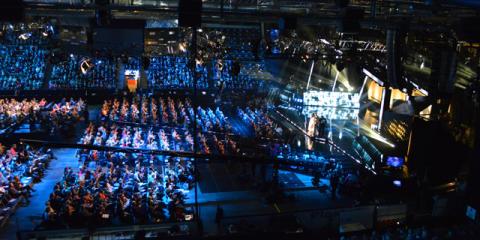 Tittarrekord för Melodifestivalen i Skellefteå