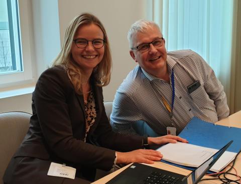 Nytt samarbetsavtal mellan SKB och Posiva