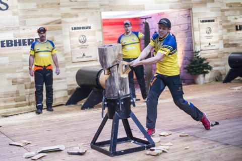Lag-VM Lillehammer 2017 Ferry Svan