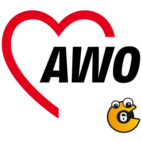 Chiffry sponsored by AWO Logo