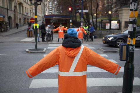 Skolpolisernas framtid ifrågasatt – trots 57 år utan olyckor