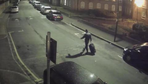 CCTV stills issued following stabbing, Wapping