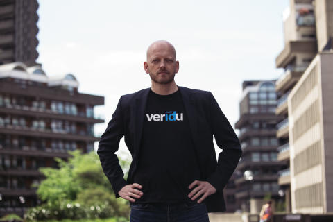 Rasmus Groth, CEO and founder of Veridu