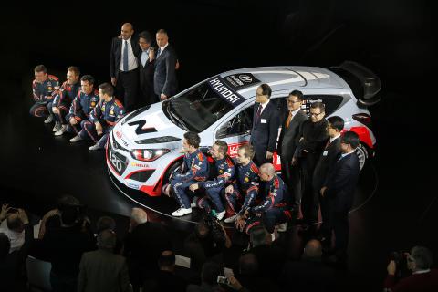 Hyundai Shell Rally Team