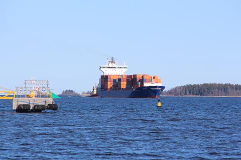 Miljöaspekten viktig för ökade godsvolymer mellan Dalarna och Gävle Hamn