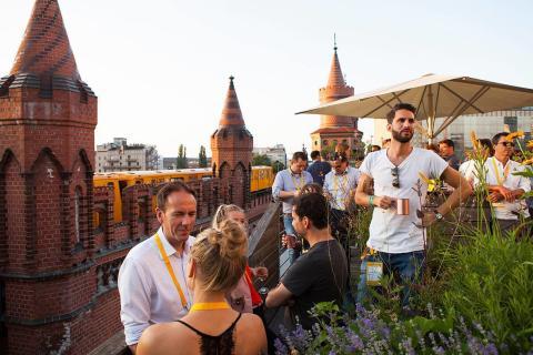 Hans & Marie - Business-Festival für glückliche Menschen