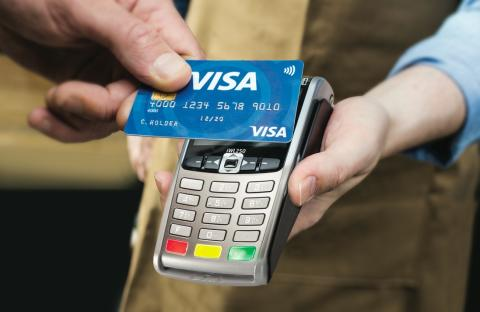 Irish annual spending on Visa cards – Debit, Credit and Prepaid – rises 12% to €31.7 billion