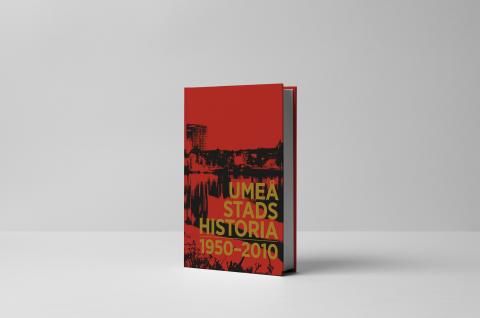 Omslag Umeå stads historia 1950-2010