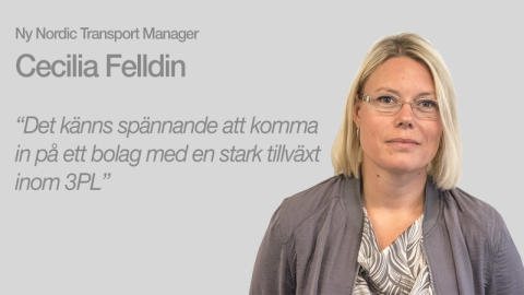 Ny Nordic Transport Manager på Ingram Micro