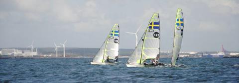 Partnerskap med OES Sailing