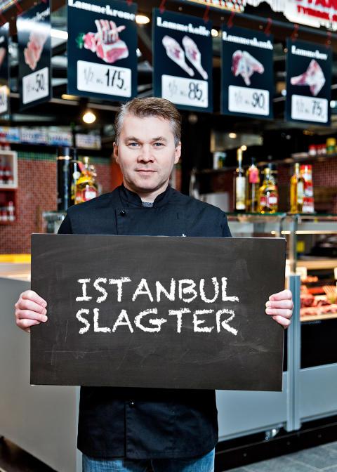 ISTANBUL SLAGTER