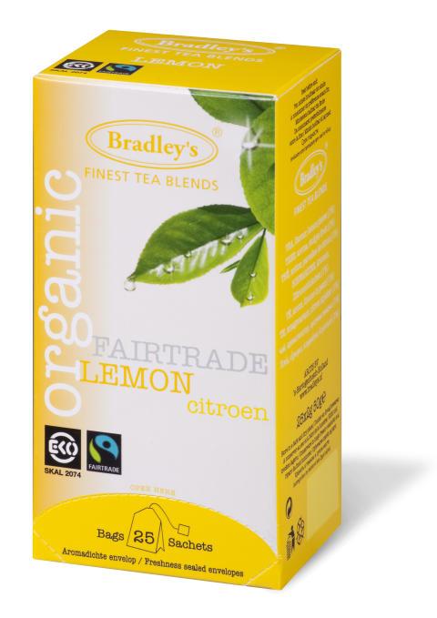 Bradley's Lemon Tea