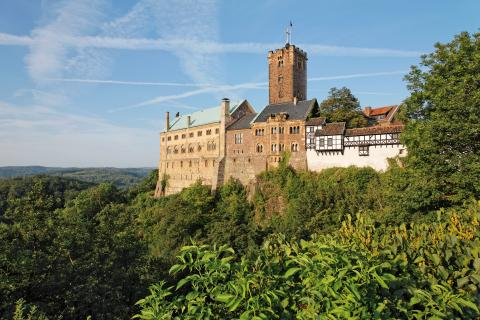 Wartburg i Eisenach
